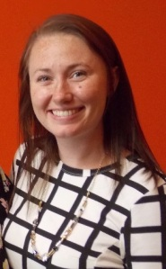 Alexa van der Hoff, recipient of the 2016 Caroline Huetter Foundation Award